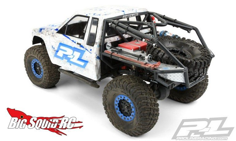 Pro-Line 1985 Toyota HiLux SR5 Cab Clear Body