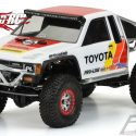 Pro-Line 1985 Toyota HiLux SR5 Cab Clear Body 2
