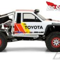 Pro-Line 1985 Toyota HiLux SR5 Cab Clear Body 3