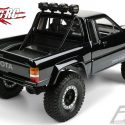 Pro-Line 1985 Toyota HiLux SR5 Clear Body 3