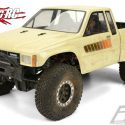Pro-Line 1985 Toyota HiLux SR5 Clear Body 5