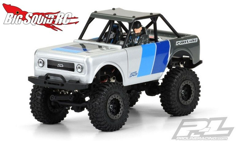 Pro-Line Ambush 25th Scale Mini Scale Crawler