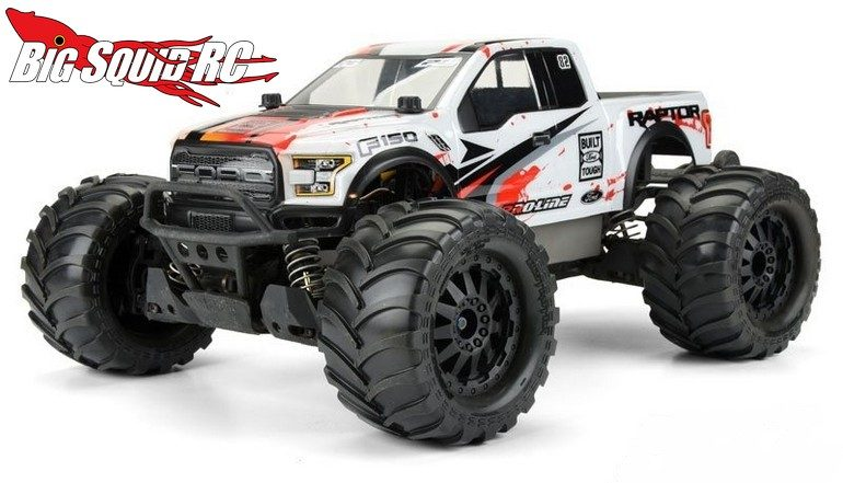 Pro-Line Destroyer Pre-Mounts