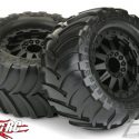 Pro-Line Pre-Mounted 2.8 Destroyer MT Tires 2