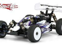 Pro-Line Predator Body HB D815