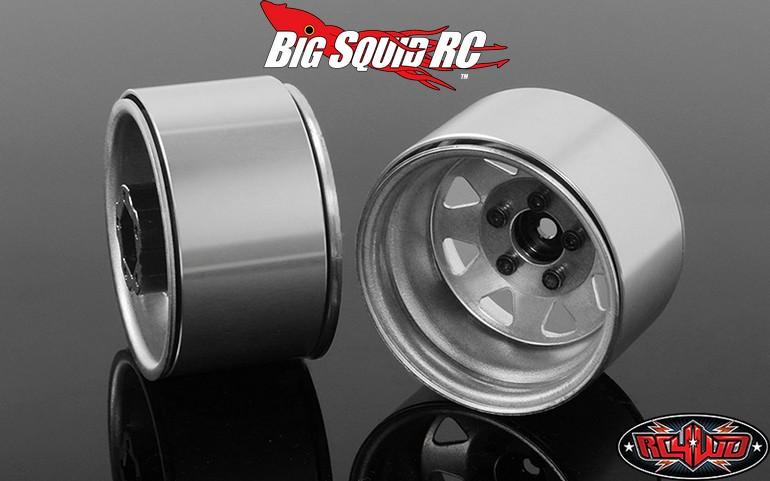 Rc4wd 5 Lug Deep Dish Wagon Stamped Steel Wheels 171 Big