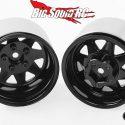 RC4WD 5 Lug Deep Dish Wagon 1.9 Steel Stamped Wheels 6
