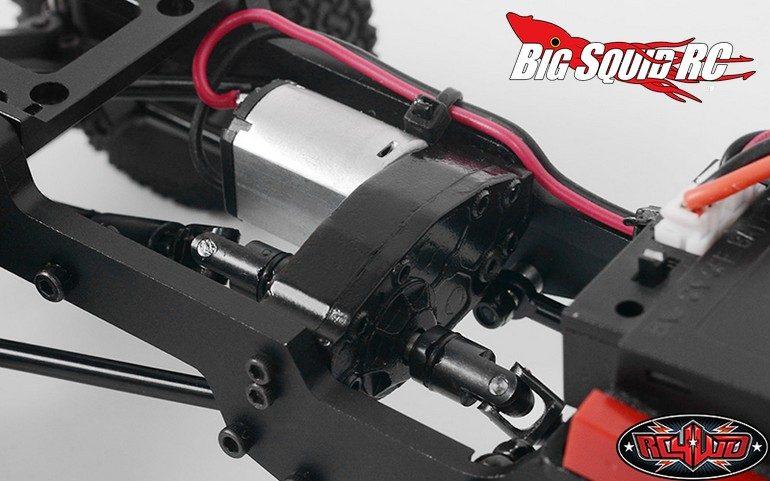 RC4WD R5 24th Scale Mini Cast Transmission