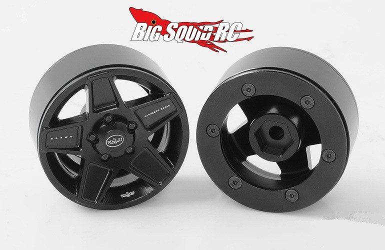 RC4WD Skavenger 1.9 Beadlock Wheels