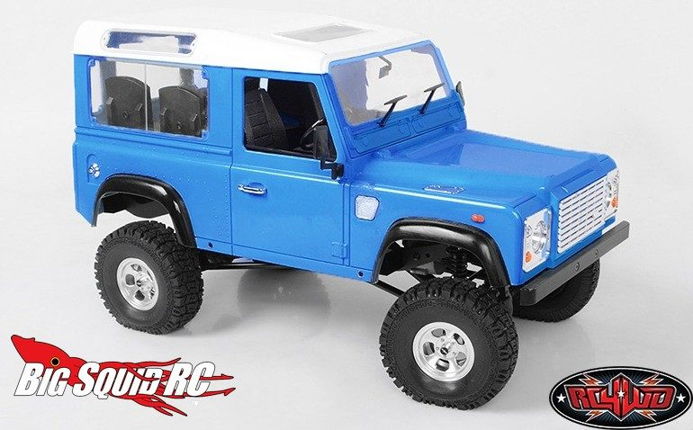 RC4WD Truckie 1.55 Beadlock Wheels