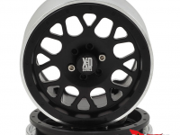 KMC 2.2 XD820 Grenade Aluminum Beadlock Wheels
