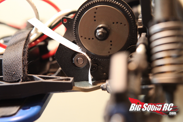 how to mesh a spur gear