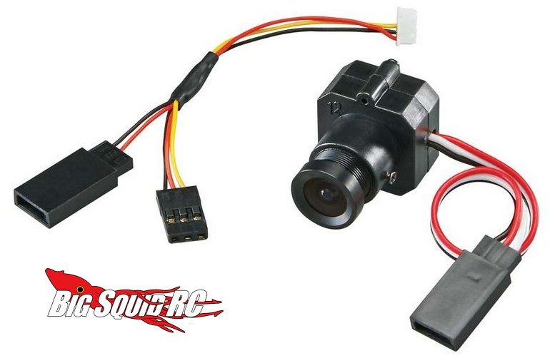 Tactic™ FPV-C1 600TVL FPV Video Camera