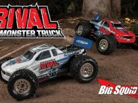 Team Associated Rival 18th Monster Truck
