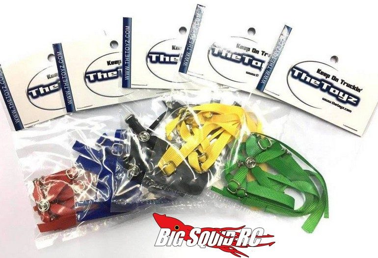 TheToyz scale seat belts 5 point harness