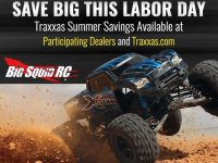 Traxxas Labor Day