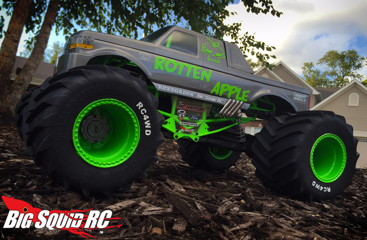 Everybody S Scalin Monsterizing A Monster Truck 171 Big