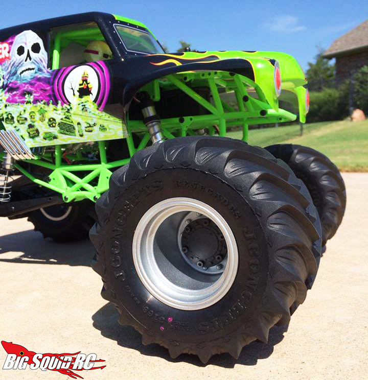 Jconcepts Teases New Monster Truck Tire Wheel Big Squid Rc Rc Car And Truck News Reviews Videos And More