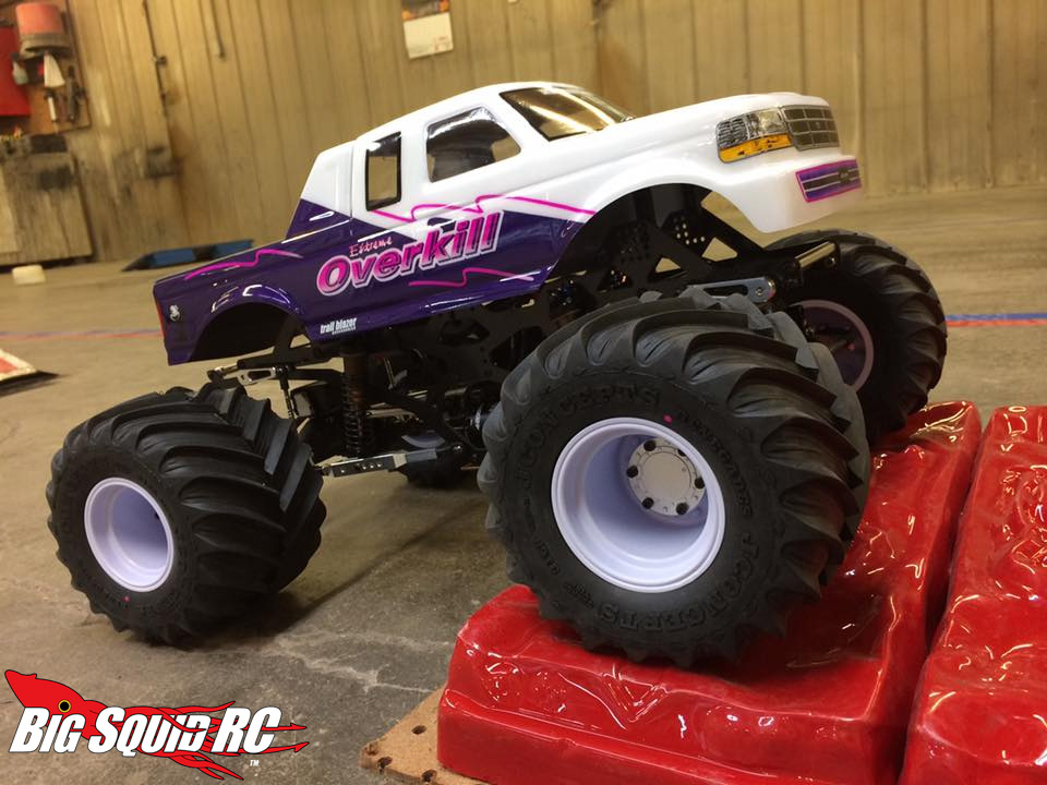 JConcepts Shows Off New Ford Bodies and Firestorm Monster