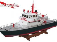AquaCraft Rescue 17 Fireboat