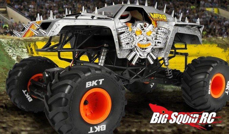 Axial SMT10 MAX-D Monster Jam Truck