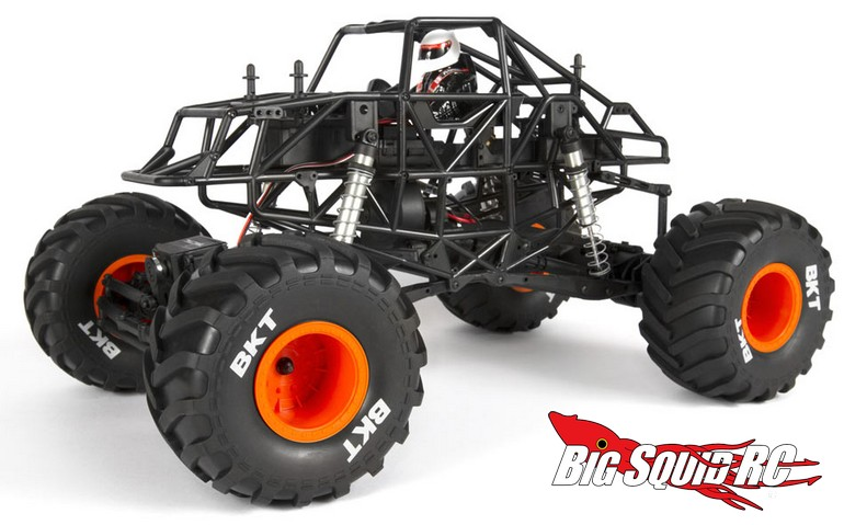 Axial Racing Smt10 Max D Monster Jam Truck 171 Big Squid Rc