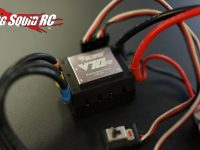 Carisma Sensored Brushless System
