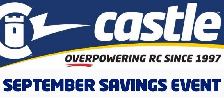 Castle Savings Event