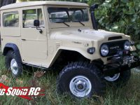 Custom Built RC4WD Gelande II