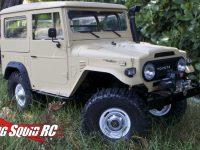 Custom Built RC4WD Gelande II
