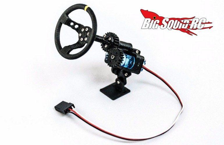 DarkDragonWing Motorized Steering Wheel Kit