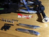 DRVN Pro Aluminum Trailing Arms Yeti