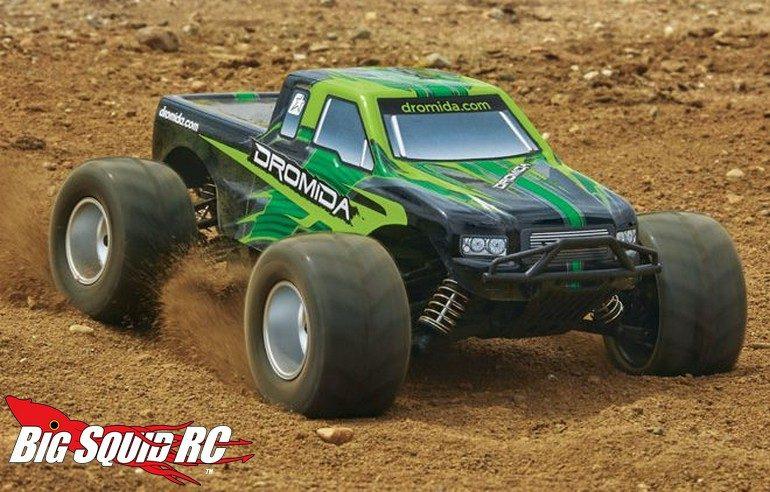 Dromida 1/18 Monster Truck
