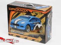 dromida brushless rally car unboxing