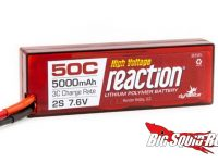 Dynamite Reaction High Voltage LiPo