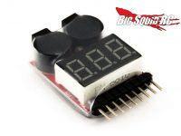 Voltage Checker Warning Alarm