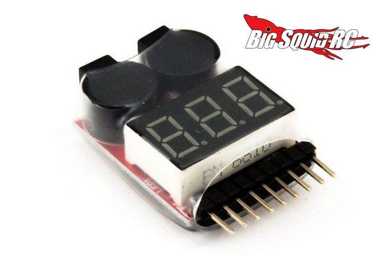 Voltage Checker Warning Alarm