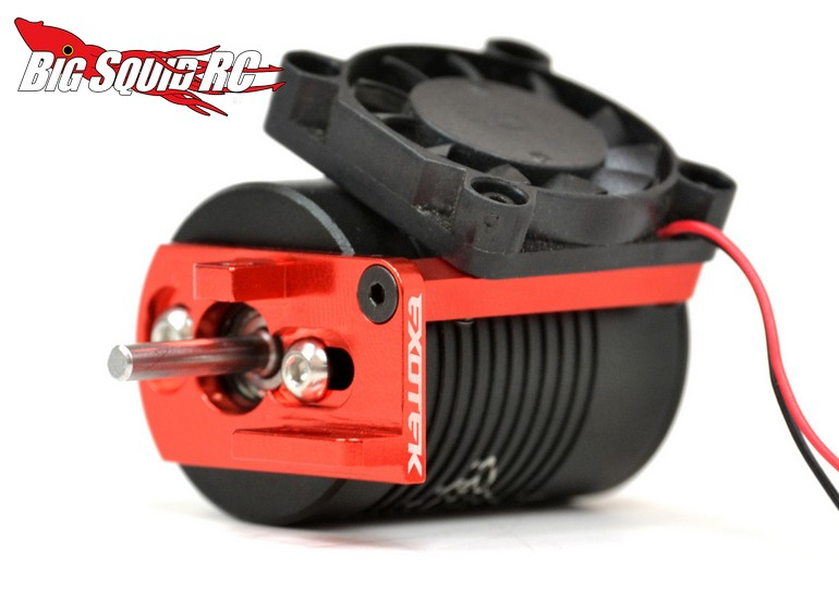 Exotek Big Bore Motor Mount For Losi Mini 8ight T 171 Big