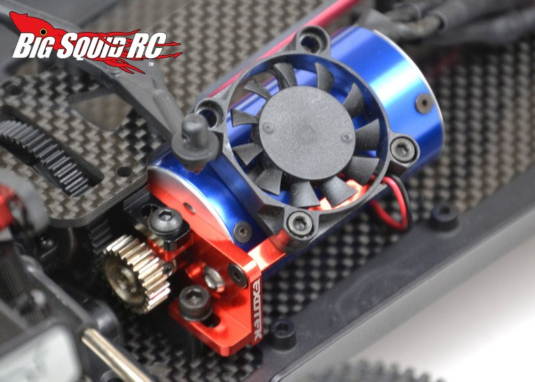 Exotek Big Bore Motor Mount For Losi Mini 8ight T 171 Big