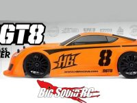 HB Racing RGT8