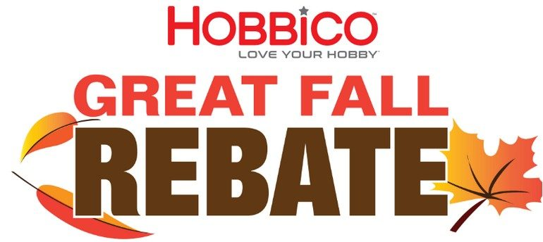 Hobbico Great Fall Rebate