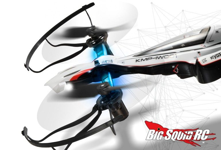 Kyosho Drone Racer