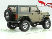 Orlandoo Hunter Jeep Rubicon 1/35