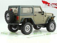 Orlandoo Hunter Jeep Rubicon 1/35