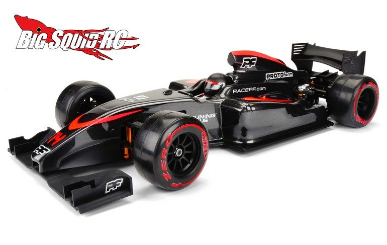PROTOform F1 Wings
