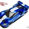 PROTOform Ford GT Clear Body 3
