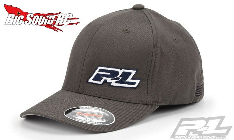 Pro-Line Gray FlexFit Hat
