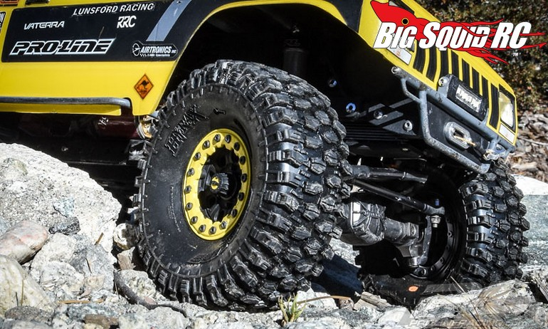 Pro Line Hyrax 1 9 Scale Rock Crawling Tires W Video