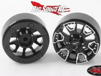 RC4WD Ballistic Offroad Havoc 1.7 Beadlock Wheels