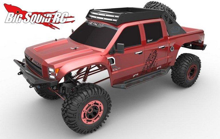Redcat Clawback 5th Scale Rock Crawler